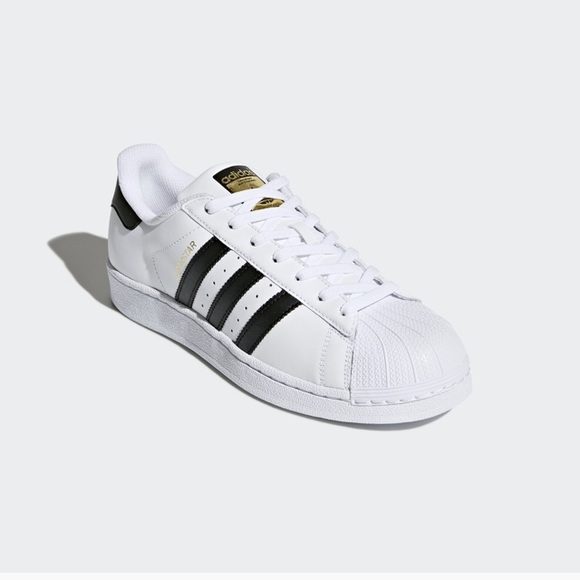 release date: 627b1 94e5f adidas Other - NEW Adidas Superstar Cloud White  Core Black